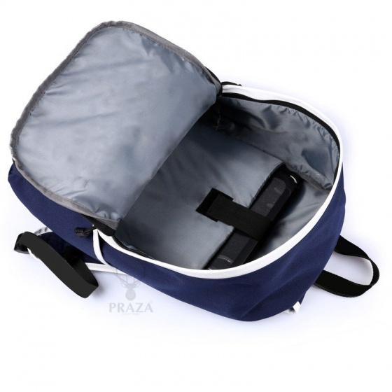 Combo túi đeo chéo và balo unisex thời trang Praza - BL160DC090