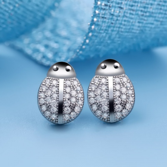 EROPI-Bộ trang sức bạc Ladybug