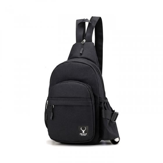 Combo balo unisex Hàn Quốc cao cấp và túi đeo chéo tiện dụng thời trang Praza - BL166DC111
