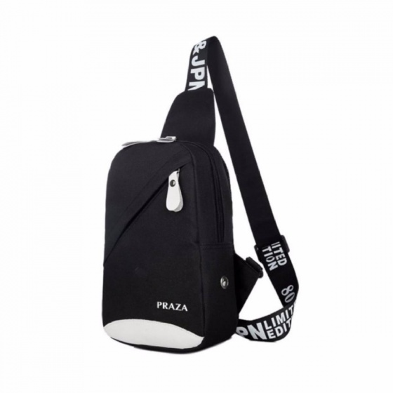 Combo balo thời trang Praza và túi đeo chéo - BL160DC092