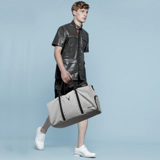 Combo túi xách và túi đeo chéo du lịch cao cấp Praza - TX078DC098