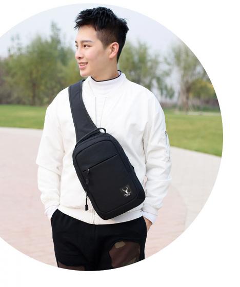 Combo balo thời trang Hàn Quốc và túi đeo chéo thanh lịch Praza - BL154DC112