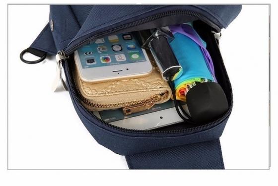 Combo balo unisex thời trang và túi đeo chéo Hàn Quốc Praza - BL164DC090