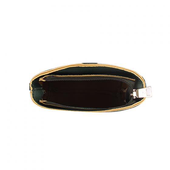Túi thời trang Verchini màu xanh rêu 02003775