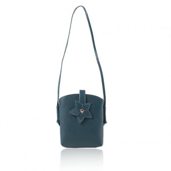 Túi thời trang Verchini màu xanh cổ vịt 02003780