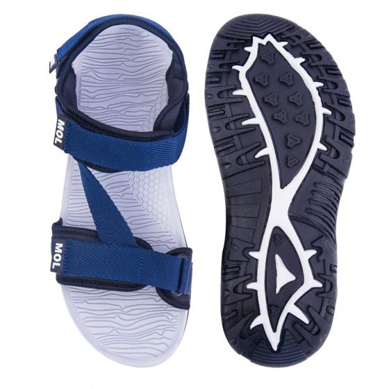 Giày sandal nam hiệu MOL MS18Ch