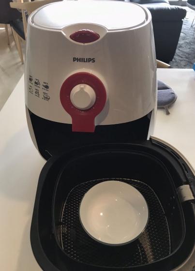 Nồi chiên không dầu Philips HD9217