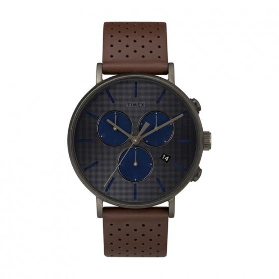 Đồng hồ Timex Nam Fairfield Supernova Chronograph 41mm -TW2R80000