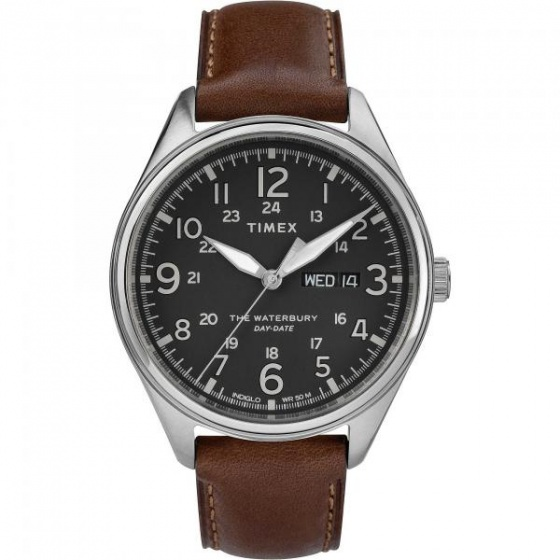 Đồng hồ Timex Nam Waterbury Traditional Day Date 42mm - TW2R89000