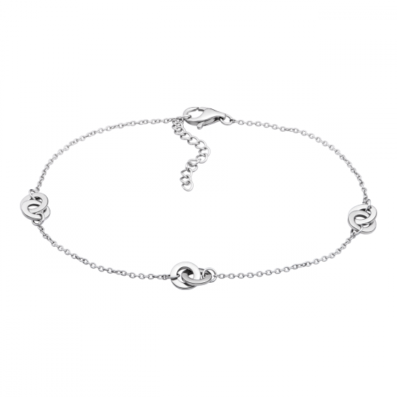 Lắc chân bạc PNJSilver 0000K000068