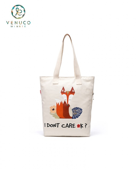 Túi tote vải Venuco Madrid A08 (5 màu)