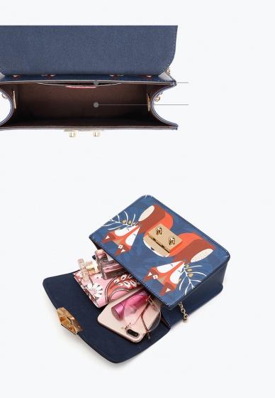 Túi hộp Flora Venuco Madrid S402 (2 màu)