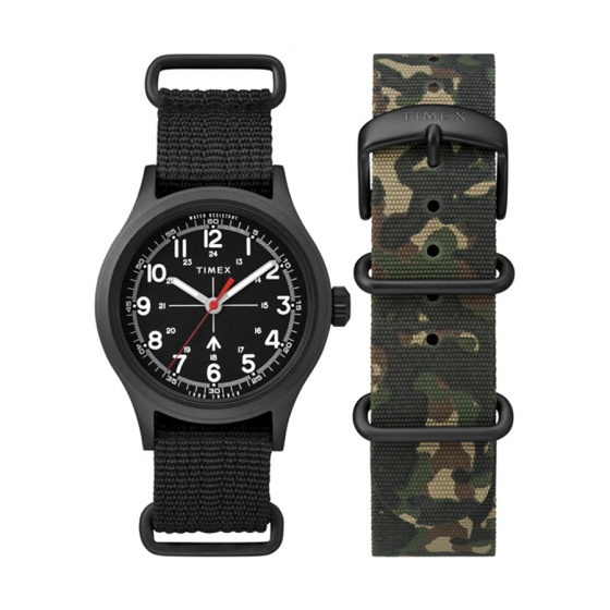 Đồng hồ nam Timex Timex x Todd Snyder Military Inspired 40mm - TWG017600