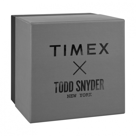 Đồng hồ nam Timex Timex x Todd Snyder Military Inspired 40mm - TWG017700
