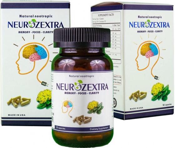 Neurozextra – Tăng cường trí não - TN02
