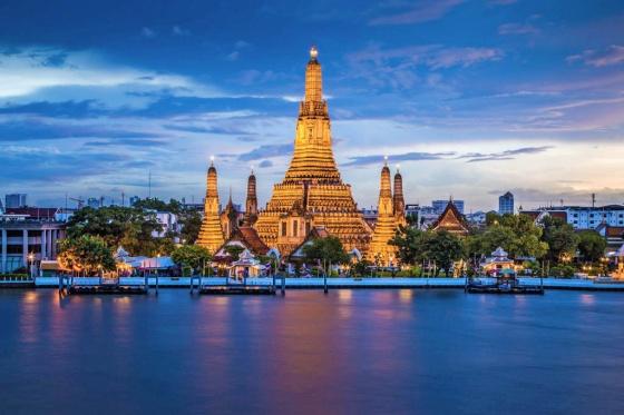 Tour du lịch Thái Lan: Hà Nội – BangKok - Pattaya - Hà Nội Bay Thái Lion Air 5 ngày 4 đêm