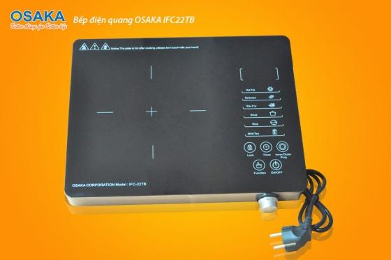 Bếp điện quang Osaka IFC-22TB