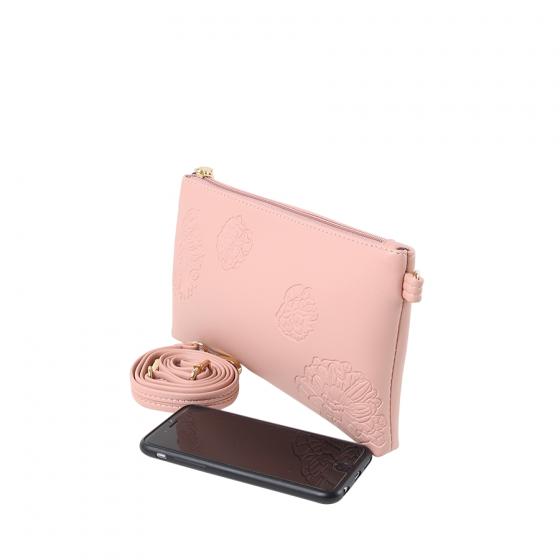 Túi thời trang Verchini màu hồng 02004160