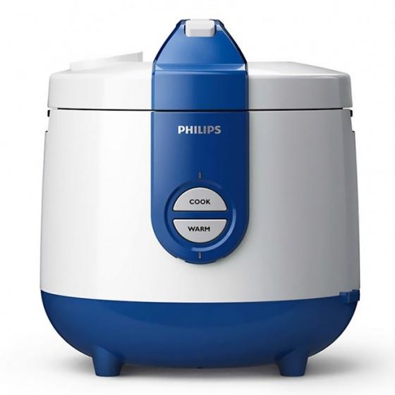 Nồi cơm điện Philips HD3119 (2 lít) - hàng chính hãng (BH 2 năm trên toàn quốc tại các trung tâm bảo hành Philips)