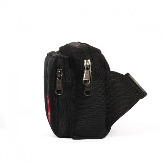 Túi bao tử đeo chéo nam Glado express - GEX001 (màu đen)