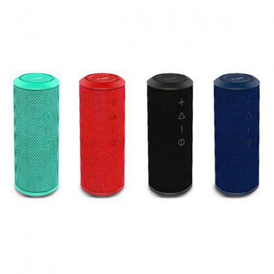 Loa Bluetooth chống nước bọc vải công suất lớn 20W W-King X6S