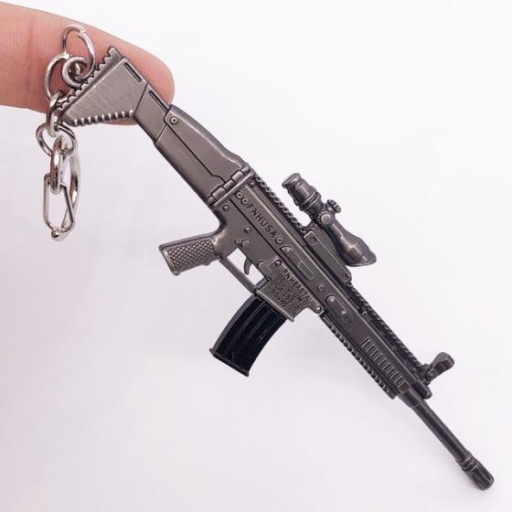 Móc khóa Pubg vật phẩm đồ chơi mô hình 16cm PUSC