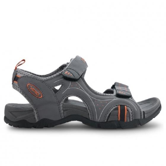 Giày sandal nam 2 quai ngang hiệu Vento NV3610G