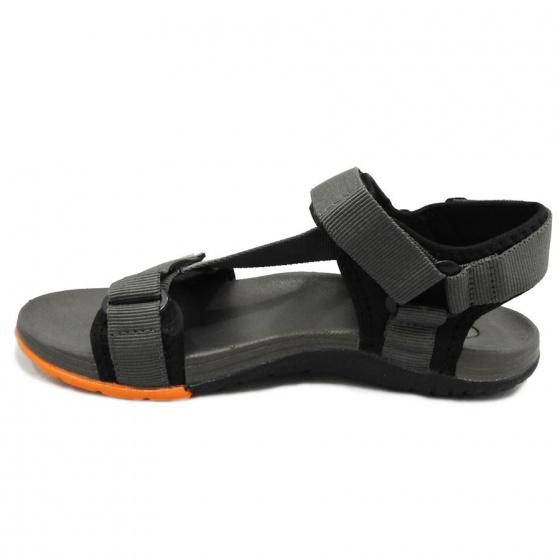 Giày sandal nam nữ 2 quai ngang hiệu Vento NV4538BG