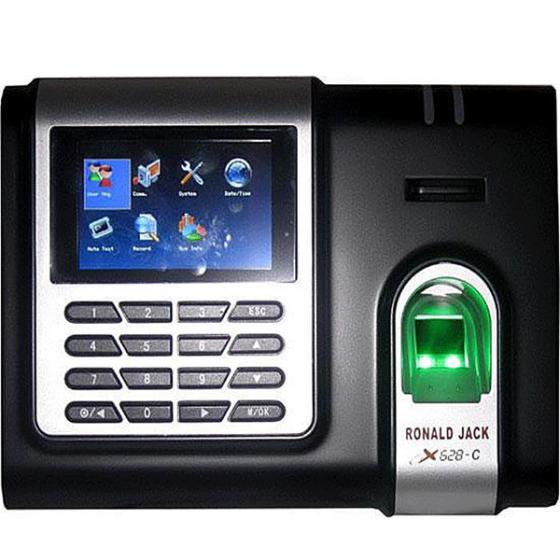 Máy chấm công vân tay và thẻ cảm ứng Ronald Jack X628 -C