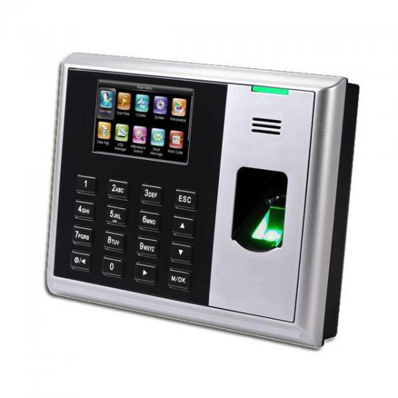 Máy chấm công vân tay và thẻ cảm ứng Ronald Jack W-300