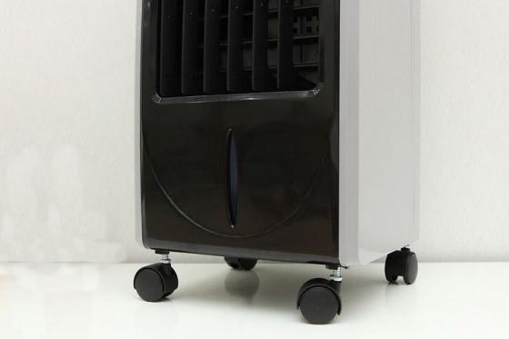 Quạt làm lạnh không khí Kachi QLM01 (đen) + Tặng đèn sạc năng lượng