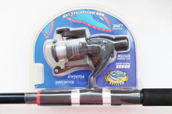 Bộ cần câu máy Mattsue 3m SGCS02