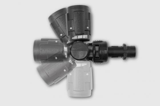 Đầu phun ngắn tùy chỉnh Karcher VP 180 S