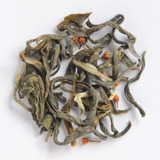 Trà Việt - hộp quà tặng trà tri kỷ gồm hai loại trà xanh tốt cho sức khỏe trà sen, trà lài