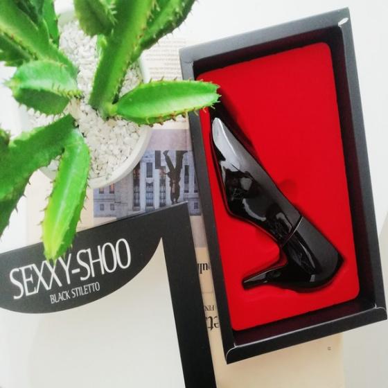 Nước hoa nữ Sexxy Shoo Black 100ml