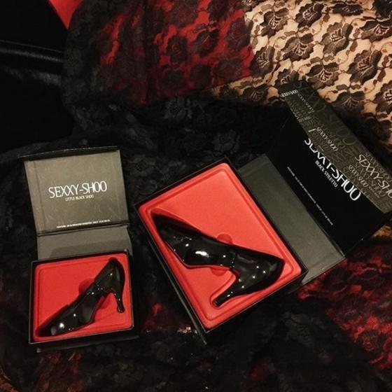 Nước hoa nữ Sexxy Shoo Black 30ml