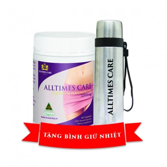 Viên uống giảm cân Alltimes Care