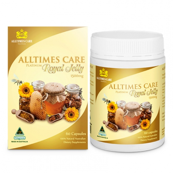 Viên uống sữa ong chúa Alltimes Care