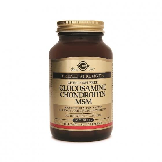 Combo Solgar® Super Ginkgo viên uống bổ não bạch quả 60 viên nang thực vật và quà tặng miễn phí (Glucosamin xương khớp + Áo thun)