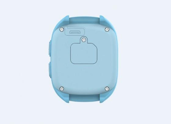 Đồng hồ thông minh định vị trẻ em Kiddy 2 TOUCH 2020 (xanh)