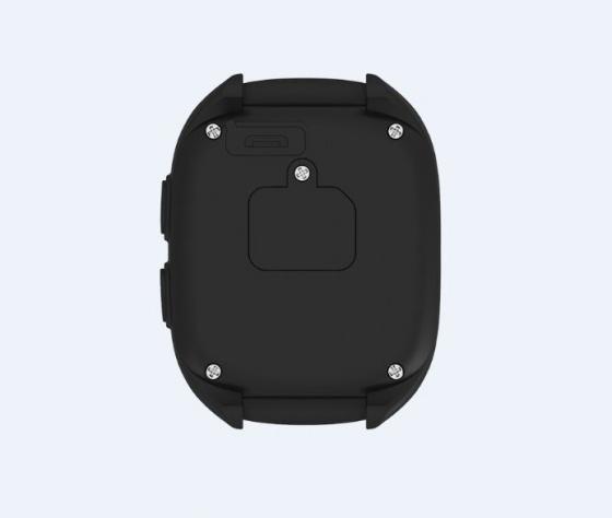 Đồng hồ thông minh định vị trẻ em Kiddy 2 Touch (đen) + tặng sim Kid30