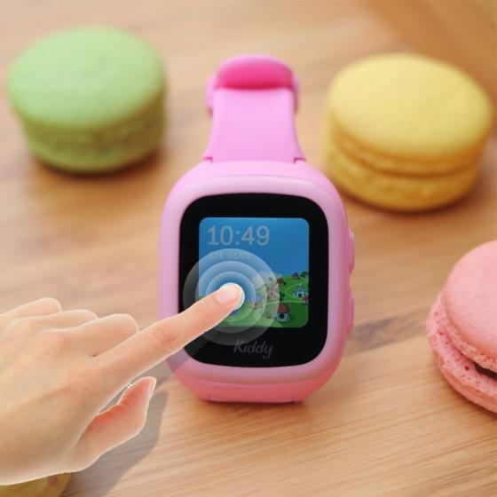 Đồng hồ định vị trẻ em Kiddy 2 TOUCH 2018 + Tặng sim Kid30