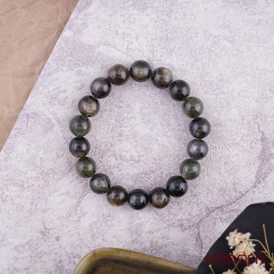 Vòng đá Sapphire ánh titan 09mm cao cấp Hadosa