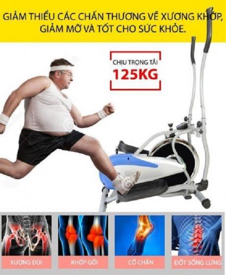 Xe đạp thể dục đa năng Obitrack 2082