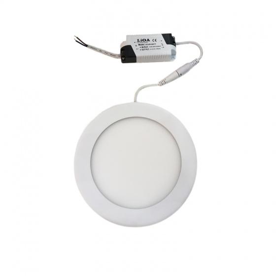 Đèn Led âm trần LiOA DTLED4W/TT ánh sáng đèn màu trung tính