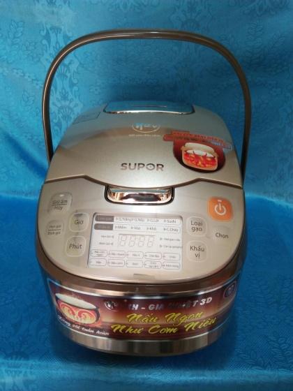 Nồi cơm điện từ Supor  IH Niêu 1.8L CFXB50HC12VN - 120