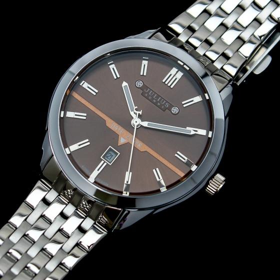 Đồng hồ nam Julius JAH-086D (Nâu)