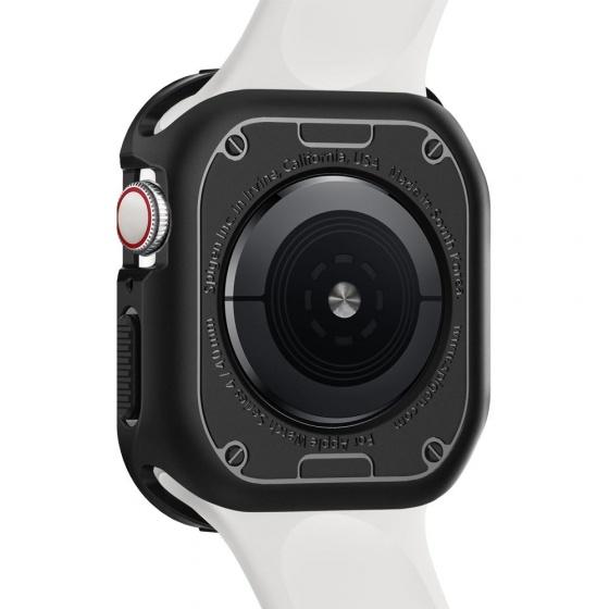 Ốp Apple Watch Series 4 (44mm) Spigen Rugged Armor