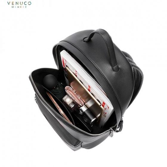Balo VNC Venuco Madrid S405 màu đen