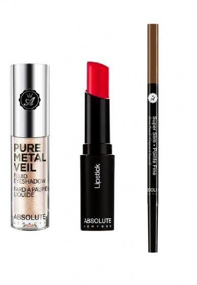 Quà tặng Valentine 2019 - Bộ mỹ phẩm trang điểm mắt quyến rũ
